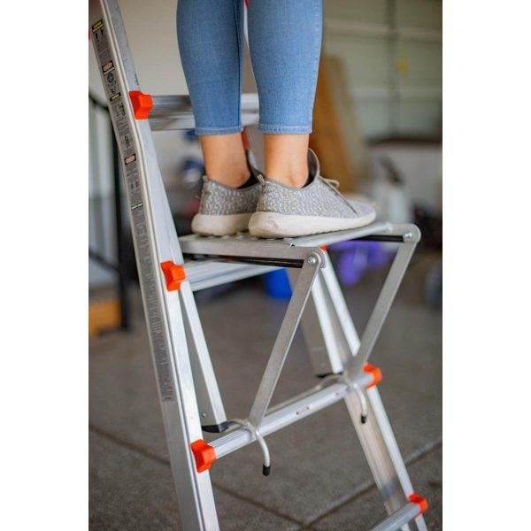 Ladder Work Platform Velocity