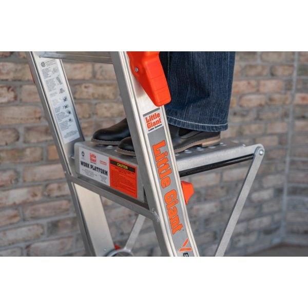 Ladder Work Platform Velocity Lifstyle