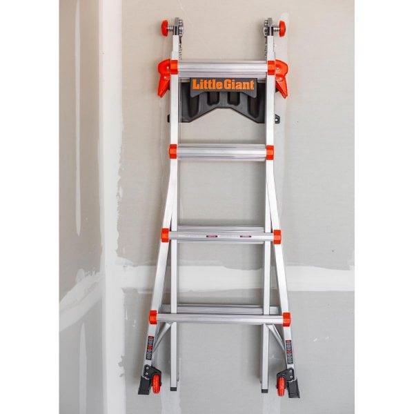 Ladder Storage Rack Velocity Little Giant Ladders
